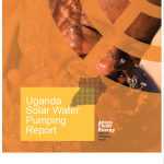 Uganda Solar Water Pumping Report