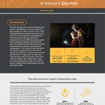 Optimizing Solar for Social Economic Development in Kenya's Counties