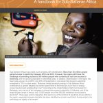 Gender and Social Inclusion in Off-grid Solar: A handbook for Sub-Saharan Africa
