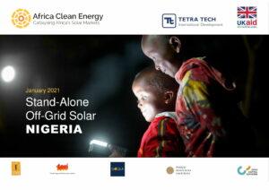 Stand-Alone Off-Grid Solar Nigeria - Summary